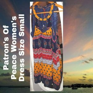 Patrons Of Peace mini dress | Small | Women's